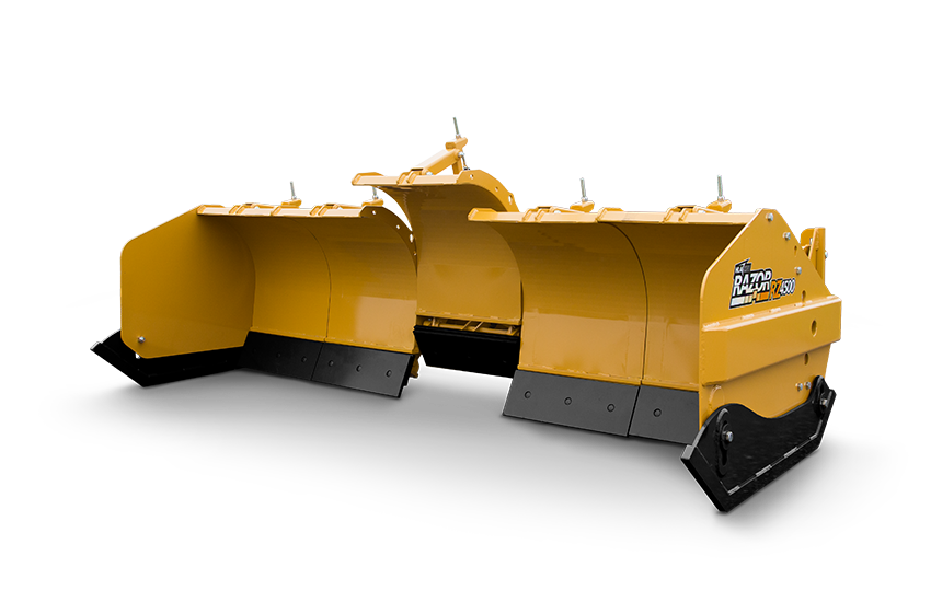 R Z 4500 Razor Snow Pusher