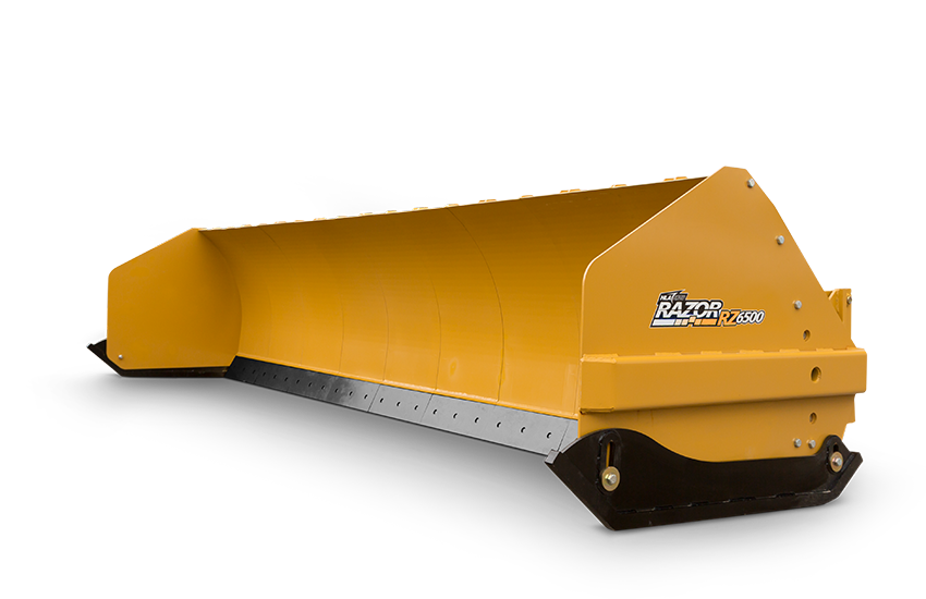 R Z 6500 Razor Snow Pusher Image